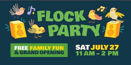 Flock Party at GreyHawk tickets