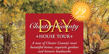 79th Annual Chester County Day House Tour tickets