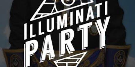 Illuminati Party August tickets