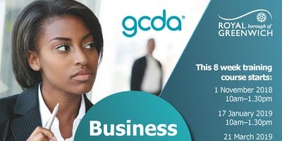Business Start-up Training Weds 13th May 2020