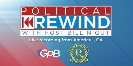 Political Rewind Live in Americus tickets