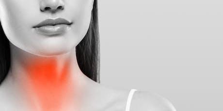 Nutrigenomics Masterclass: Thyroid - London tickets