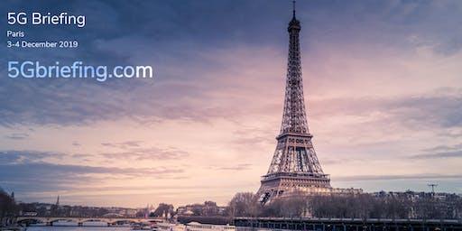 5G Briefing 2019 Paris