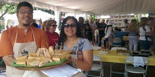 VIP: Kissimmee Cuban Sandwich Festival: VIP Area
