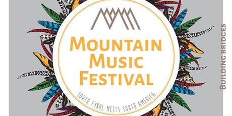 Mountain Music Festival Tickets