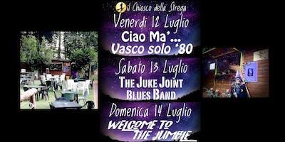 i live de Il Chiosco della Strega: Venerdì 12, Sabato 13 e Domenica 14 Luglio