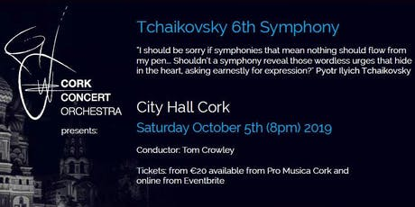 Tchaikovsky 6th Symphony tickets
