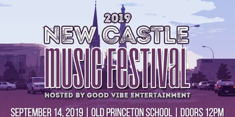 New Castle Music Festival 2019 tickets