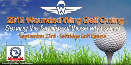 2019 Wounded Wing Golf Outing tickets