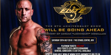 PWE 8th Anniversary Show (In Memory Of Lionheart) tickets