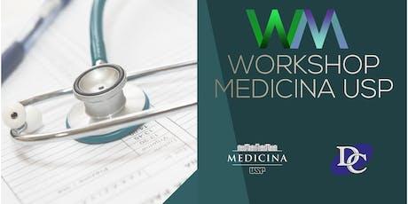 Workshop de Vestibulandos - Medicina USP 2019 ingressos