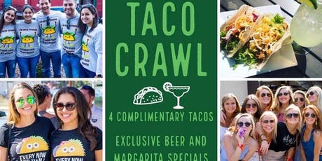 4th Annual Taco & Tequila Crawl: ATL tickets