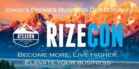 RizeCon 2019 tickets