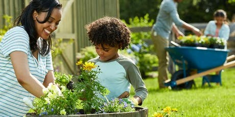 Little Gardeners - part of Rain or Shine Festival  tickets