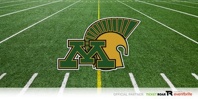 Rochester Mayo vs John Marshall Varsity Football