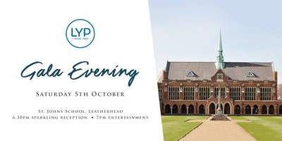 Leatherhead Youth Project Gala Evening