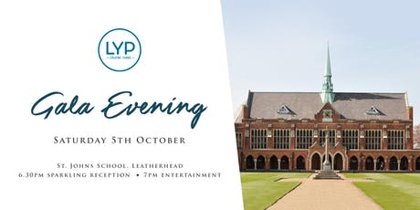 Leatherhead Youth Project Gala Evening  tickets