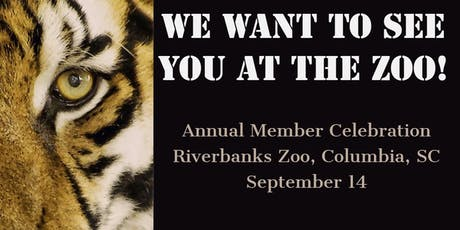 Annual Member Celebration at Riverbanks Zoo tickets