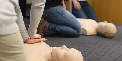 Adult and Pediatric First Aid/CPR/AED - American Red Cross Certification