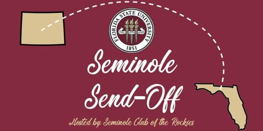 Seminole Send-Off (Seminole Club of the Rockies)