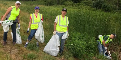 DUCC Adopt-a-Highway Cleanup, Tuesday, July 16