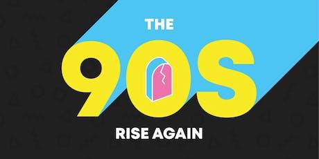 90s Rise Again Halloween (Rise Collaborative) tickets