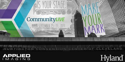CommunityLIVE, hosted by Applied Imaging