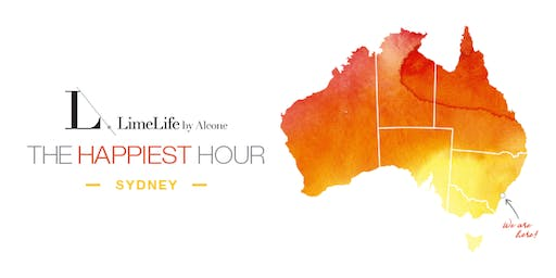 LimeLife by Alcone - The Happiest Hour, Sydney