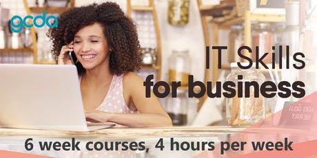 IT Skills for Business Training Weds 6th November 2019 tickets