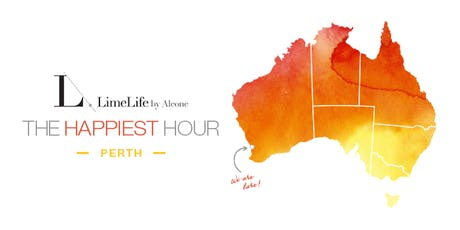 LimeLife by Alcone - The Happiest Hour, Perth tickets