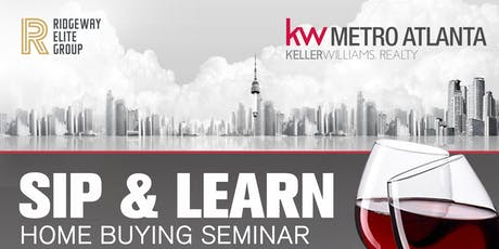 Sip & Learn Home Buying Seminar tickets