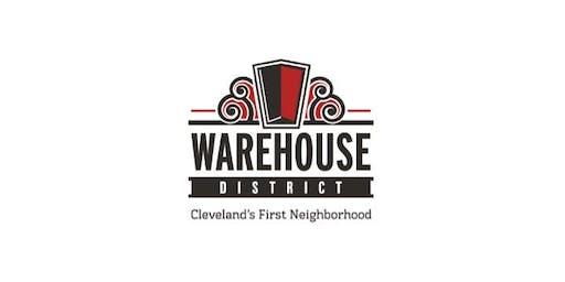 Tour Series 2019: Walking Tour of the Warehouse District