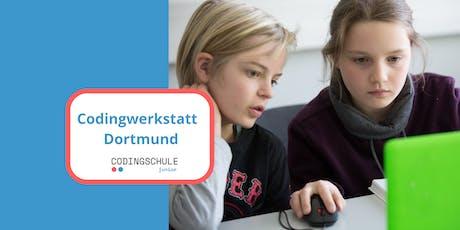 Codingwerkstatt Dortmund Tickets