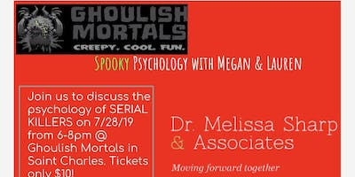 Spooky psychology with Megan and Lauren - FEMALE SERIAL KILLERS