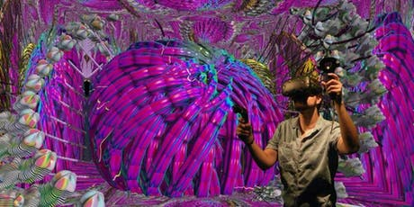 Mutator VR, Evolutionary and Generative Art. Brown Bag Lunch with special guests William Latham and Lance Putnam tickets
