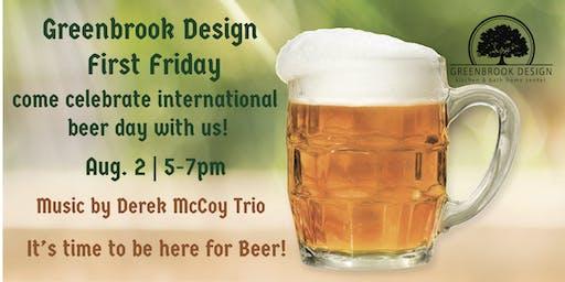 First Friday @Greenbrook Design