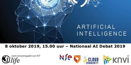 Nationaal AI Debat tickets