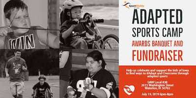 Adapted Sports Camp Awards Banquet and Fundraiser