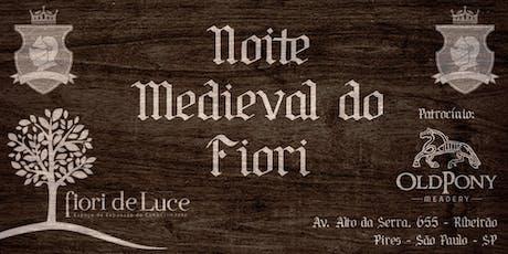 Noite Medieval do Fiori ingressos