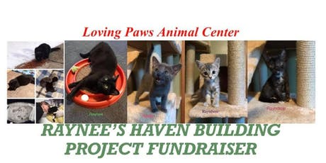 Raynee's Haven Building Project tickets