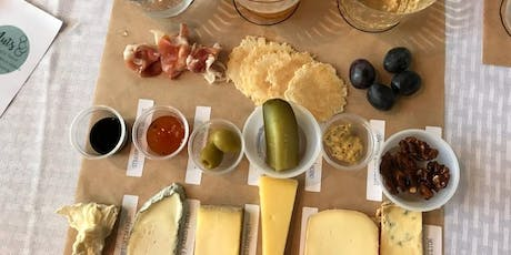 Cheese 101: Building & Pairing Cheese Plates  tickets