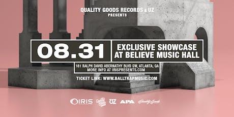 UZ & Montell2099 | IRIS ESP101 Learn to Believe | Saturday August 31 tickets