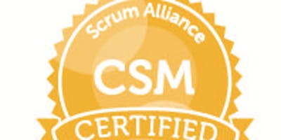 Certified ScrumMaster® (CSM) July 27-28, 2019, Los Angeles, CA