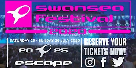 Swansea Festival Registration tickets