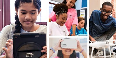 Verizon Learning Lab: Coding & Game Design (New Orleans, LA)
