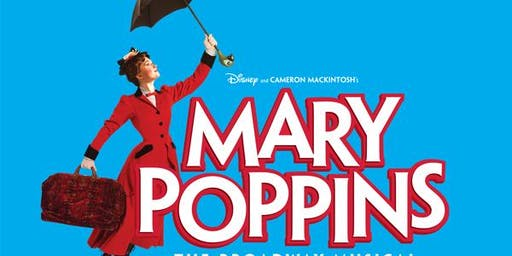Buckhannon Community Theatre Presents Disney's Mary Poppins