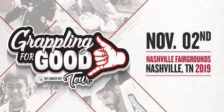 2019 Nashville Charity BJJ Open - Coach and Spectator Tickets tickets