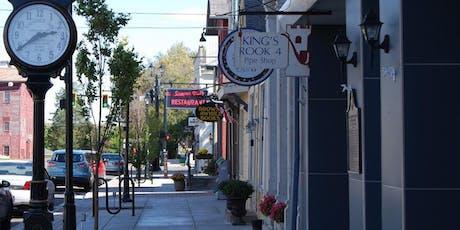 Heritage Ohio Revitalization Series Workshop: Economic Vitality tickets