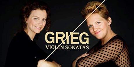 Amandine Savary & Vineta Sareika tickets