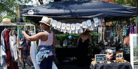 August  Outdoor Fleek Market tickets